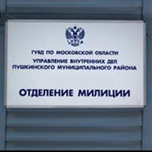 Отделения полиции Торбеево